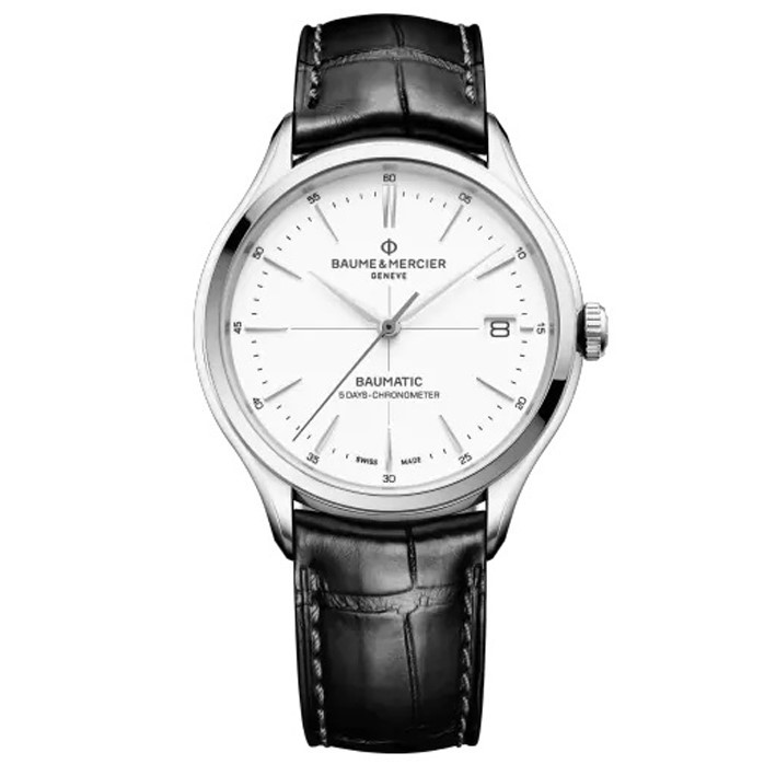 Orologio Baume & Mercier Clifton Baumatic M0A10518