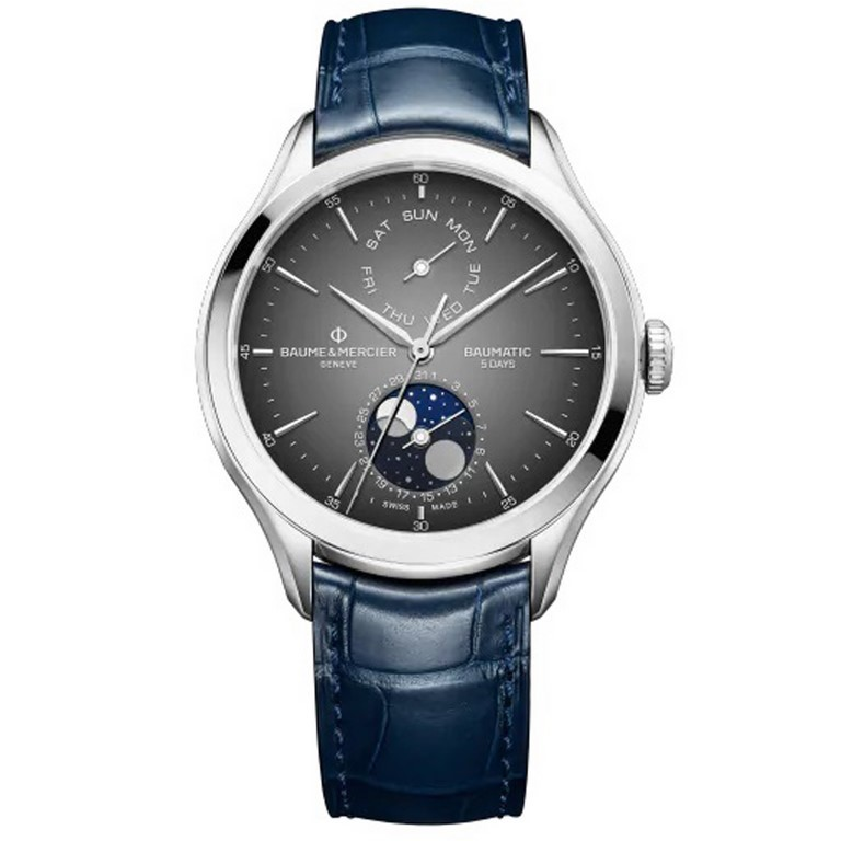 Orologio Baume & Mercier Clifton Baumatic MOA10548